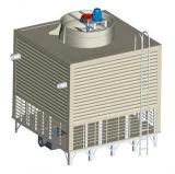 向流プラスチック注入のための正方形水冷却塔