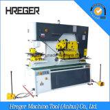 Eisen-Arbeitskraft kombinierter Locher und scherende Maschine (Q35Y-30)