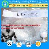 L-Thyroxine CAS 51-48-9 da qualidade superior de Levothyroxine para suplementos ao Bodybuilding T4 Prohormone
