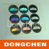 Anti-Vervalst van de hoogste Kwaliteit het Etiket van het Hologram van de Veiligheid