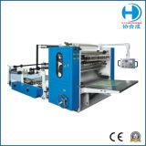 Máquina de la fabricación de papel de tejido para el tejido facial