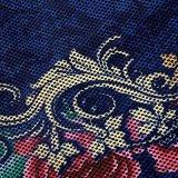 Las señoras de Srta. You Ailinna 305196 ennegrecen la alineada floral de la impresión floral del acoplamiento