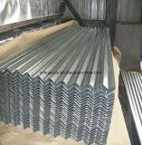 Galvanisiertes gewölbtes Plattegi-Dach-Material