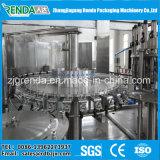 Hoge Efficiency 3 in 1 Automatische Machine van het Flessenvullen van het Water voor de Fles van het Huisdier/de Fles van het Glas