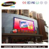 Visualización de LED a todo color al aire libre del panel P8 para hacer publicidad de la cartelera