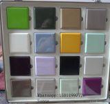 Moderne Gelamineerde Keukenkast met de Acryl/Oppervlaktebehandeling van Lacqure /UV (Zhuv)