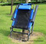 옥외 여가 접히는 라운지용 의자