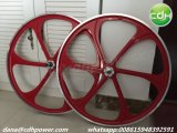 Cdh 26 ' 자전거를 위한 다채로운 자전거 바퀴; 자전거 예비 품목