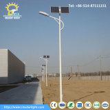 Qualité 3-5 ans de la garantie 30W -120W de réverbères solaires