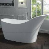 Bañera libre de piedra artificial del precio barato (PB1011N)