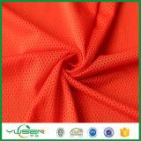 Tissu de maille de remboursement in fine, tissu de Knit de polyester de Knit pour des vêtements de sport