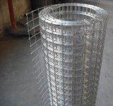 1 pouces 2X2 galvanisé et revêtement en PVC soudé fil métallique