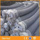 O PVC revestido galvanizou 9 preços da cerca da ligação Chain do calibre