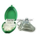 Masque Emergency de la poche CPR de premiers soins remplaçables