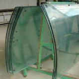 Vidro Tempered curvado (4mm-19mm) com alta qualidade (JINBO)