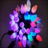 Het LEIDENE Licht van Kerstmis (langzame chagne BSD-25l-230v-ST)