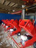 13HP工場直売の木製の砕木機かヤードのシュレッダー機械