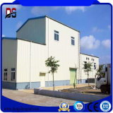 Constructions pré conçues de structure métallique pour l'atelier d'entrepôt d'usine