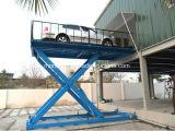 地階の自動コンベヤーの駐車車の上昇(SJG)