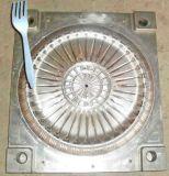 プラスチックフォーク、ナイフ、スプーンの注入型または型