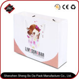 Customzied logo Printing paper gift Shopping Packaging farrowed