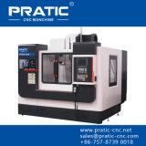CNC 수직 맷돌로 가는 기계로 가공 센터 Pratic