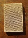 陶磁器の蜜蜂の巣の触媒の赤外線陶磁器の版