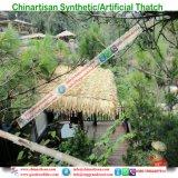 Огнеупорные синтетических соломенной крышей искусственного соломенной реалистичных пальмами