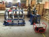 Сварочный аппарат сплавливания приклада трубы HDPE Sud315h пластичный