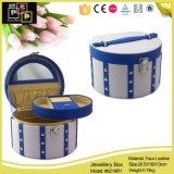 Hot Sale Alta Qualidade Custom Drum Style Kraft Jewelry Boxes