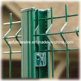 Загородка ячеистой сети обеспеченностью (фабрика)