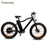 vélo électrique du gros pneu 26inch avec le moteur arrière de Bafang 500W