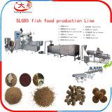 魚食糧餌の処理機械