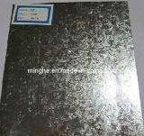 Placa de acero galvanizada sumergida caliente