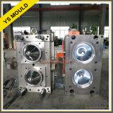 2 Mund-Glas-Haustier-Vorformling-Form des Kammer-Durchmesser-18cm breite