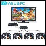 Gc de l'adaptateur du contrôleur pour la Wii U & PC Gamecube