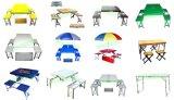 Pique-nique de loisirs de plein air Table et chaises de pliage définie