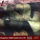 100 polyester Tissu imprimé de micro-Tricot brossé pour la chasse chiffon