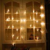 Nuevo diseño del LED de 2m36Estrella fibra creativo de la luz de hielo para interior/habitación/Coffee House Decoration
