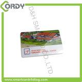 Smart card feito sob encomenda do cartão de comparecimento do tempo da impressão com a microplaqueta 1k clássica de MIFARE
