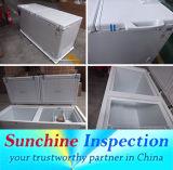 De Dienst van de Inspectie van de Derde van China in het Certificaat van de Inspectie van Zhengzhou/Pre-Shipment