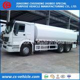 SaleのためのSniotruk HOWO 6X4 20000L-25000L Fuel Tank Truck