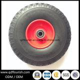 Rotella della gomma piuma dell'unità di elaborazione di pollice della gomma solida 260X85 per il carrello della riga della barra