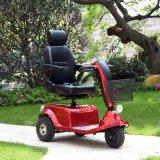 Mini 10 pulgadas de la movilidad de 3 ruedas Scooter con motor de 600 W