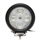 Emark Approved 4.7in Round 40W LED Flood Tractor Lights