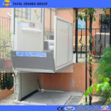 China Home Elevator Lift Electric-Hydraulic Home Lift with Ce Manufacturer