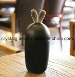 Kaninchen-Form-Flaschen-Karotte-Form-Flaschen-Wasser-Flasche für Damen