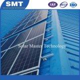 Support de toiture en métal Solar Home Support du Panneau Solaire système