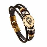 De imitatie Armband van het Kristal van de Charme van de Juwelen van de Douane van de Replica voor Meisjes