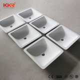 反対の流しKkr-1320の上の楕円形の小さい洗浄手洗面器
